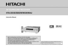 Buy Sanyo HTADD3WAU IT Manual by download #174472