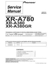 Buy PIONEER R2416 Service Data by download #153334