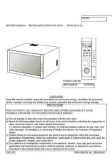 Buy Sanyo Service Manual For EM-D952 Green Manual by download #175756