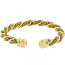 Buy Golden Twist Bangle