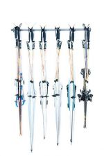 Buy Ski Storage Rack (Holds 6 Pair)