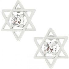 Buy Star Of David Stud Earrings