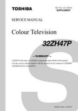 Buy Toshiba 32ZD09CD 3 Manual by download #170504