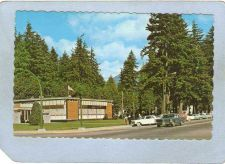 Buy CAN Hope Postcard Hope Town Offices Street Scene w/Older Cars Rippled Edge~43