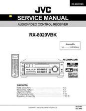 Buy JVC RX-8020VBK by download #131426