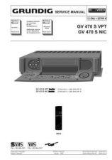 Buy GRUNDIG GV470 by download #126221