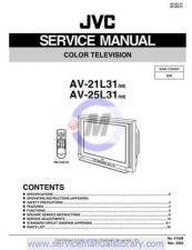 Buy Sharp AV-21L31ME AV-25L31ME Manual by download #179664