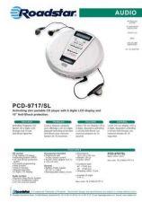 Buy ROADSTAR PCD-9715 by download #128346