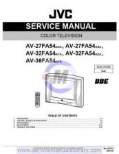 Buy Sharp AV-32FA54 Manual by download #179706
