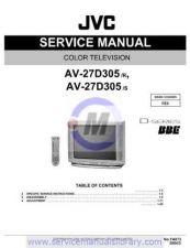 Buy Sharp AV-27D305 Manual by download #179678