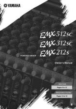 Buy Yamaha EMX512SC EN OM F0 Operating Guide by download Mauritron #204652