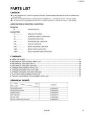 Buy JVC TV-20F243 part Service Manual by download #156581