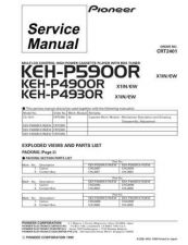 Buy PIONEER C2401 Service Data by download #148890