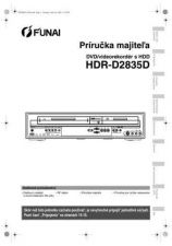 Buy Funai HDR-D2835 E434KED SK 1ST Operating Guide by download #162652