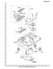 Buy SDEX100H EXPLODED VIEWS Service Data by download #133800