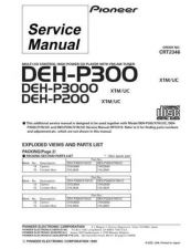 Buy PIONEER C2346 Service Data by download #152572