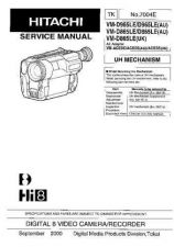 Buy Hitachi VM-ACE5E NO 6906E Manual by download Mauritron #184649