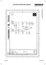 Buy Philips M30 p39 key cont Service Schematics by download #157337