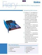 Buy Konica X3EZ4SPC Service Schematics by download #135750