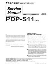 Buy PIONEER R2705 Service Data by download #149722