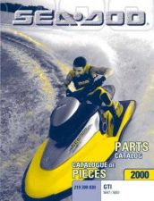 Buy SEADOO SCP2002A Service Manual by download #157598
