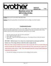 Buy Brother SU_F1087 Service Schematics by download #135086