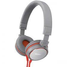 Buy Sony Zx Series Stereo Headphones (gray)