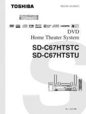 Buy TOSHIBA SDK530SUSVM Service Schematics by download #160408