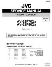 Buy JVC 51811B Service Schematics by download #121841