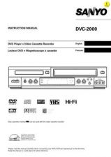 Buy Sanyo DTL-4800P-03 Manual by download #174143