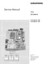 Buy Grundig CUC2020FR Service Manual by download #153878
