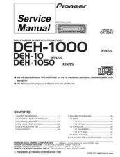 Buy PIONEER C2313 Service Data by download #152549