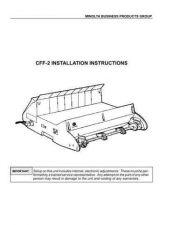 Buy Minolta CFF2 Service Schematics by download #137464