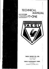 Buy Yaesu FT1 13429a Service Manual by download #154449