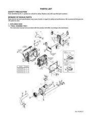 Buy JVC GR-DF450US part Service Schematics by download #155635