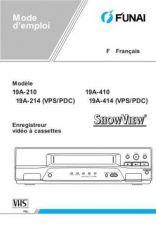 Buy Funai F19A-210 Manual by download #162234