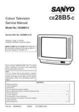Buy SANYO SKSM0522 Service Data by download #133615
