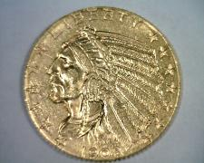 Buy 1908 FIVE DOLLAR INDIAN HEAD GOLD CHOICE ABOUT UNCIRCULATED++ CH AU++ ORIGINAL