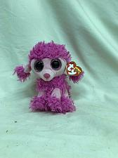 Buy Beanie Baby Beanie Boos Patsy the Poodle With Tag TY 2016
