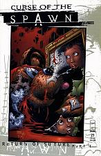 Buy Comic Book Curse of the Spawn #27 Image 1998