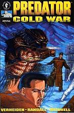 Buy Comic Book Predator Cold War #2 1991