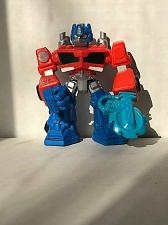 "Buy Action Figure Transformers Rescue Bots 3.5"" Optimus Prime Hasbro"