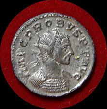 Buy PROBUS COMES AVG, RIC V-2 Lyons 116 Roman Empire Authentic Coin
