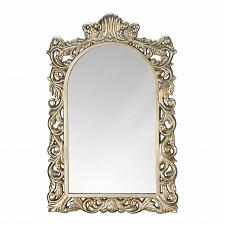 Buy *18874U - Grand Golden Baroque Style Arched Top Wall Mirror