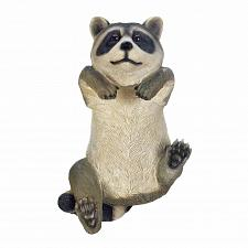 Buy *18097U - Climbing Curious Raccoon Buddy Figurine Yard Art