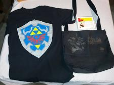 Buy Zelda Majora's Mask 3D Messenger Bag (Club Nintendo Exclusive) **BONUS SHIRT**