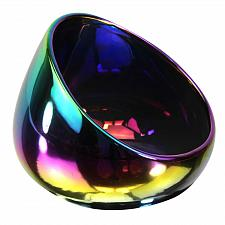 Buy :11039U - Black Iridescent Boom Bowl MP3 & Cell Phone Sound Amplifier
