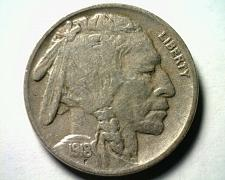 Buy 1918-D BUFFALO NICKEL VERY FINE VF NICE ORIGINAL COIN FROM BOBS COINS FAST SHIP