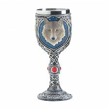 Buy *17864U - Timber Wolf Stainless Steel Drinking Goblet