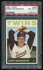 Buy 1964 TOPPS GARRY ROGGENBURK #258, PSA 8 NM-MT (31231610)